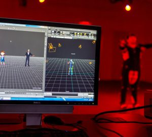 Future Immersive Virtual Environments Lab