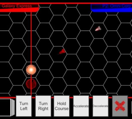 Ship to Mars Game