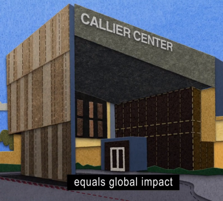 Callier Center Animation Feature
