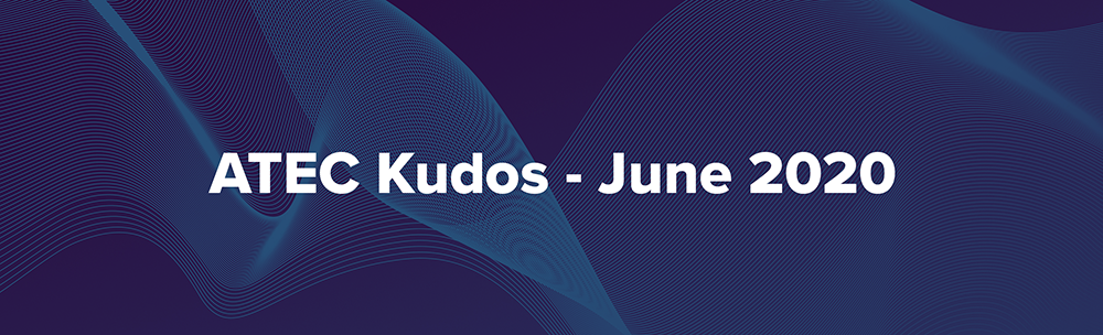 june kudos header