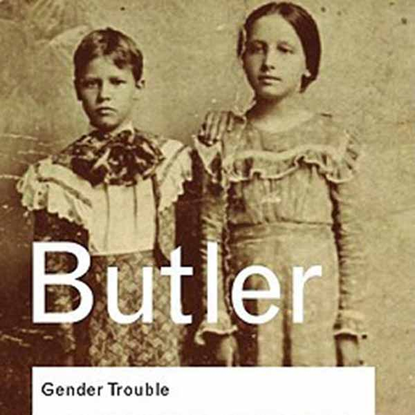 Gender Trouble Cover