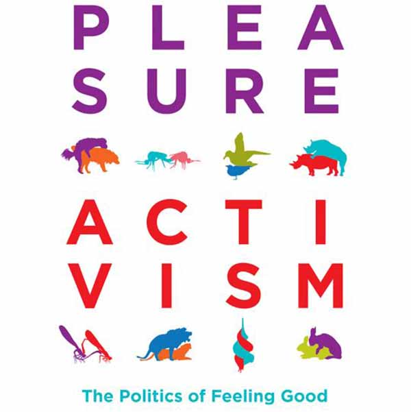 Pleasure of Activism Cover