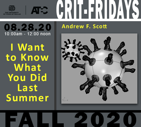 2020 Crit Friday I want to Know what you did last Summer Feature image