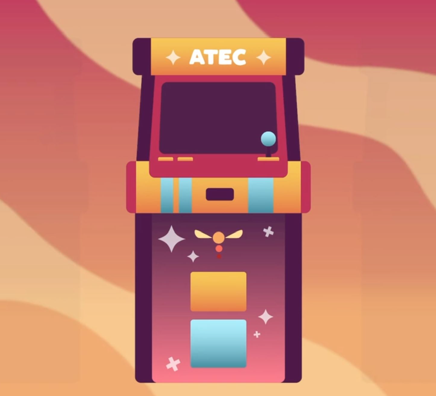 ATEC Arcade Screenshot
