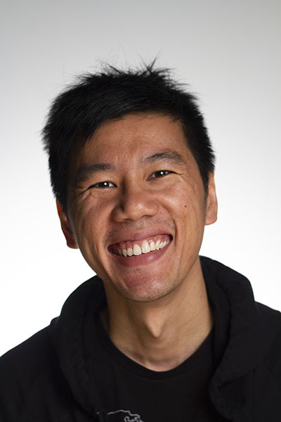 Nelson Lim faculty profile image